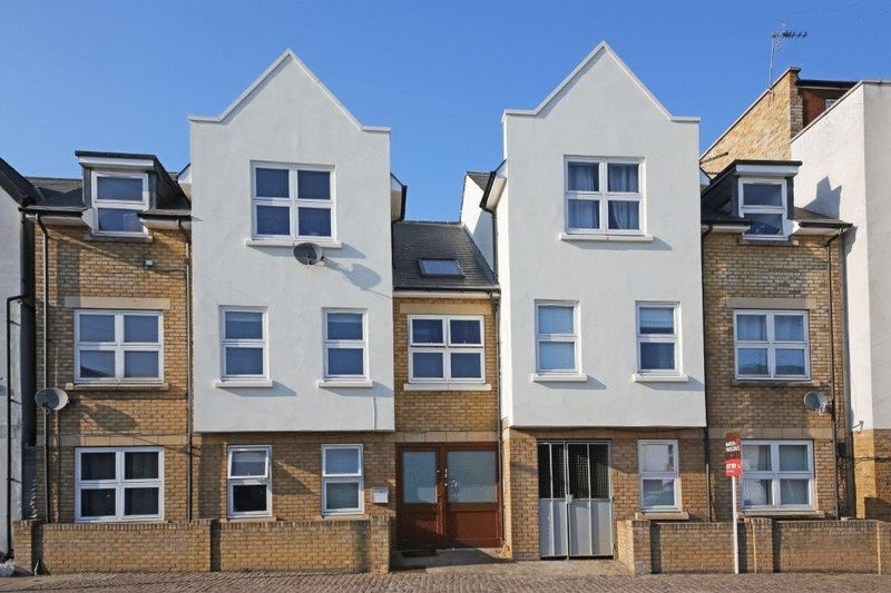 123-125 Charlmont Road, London