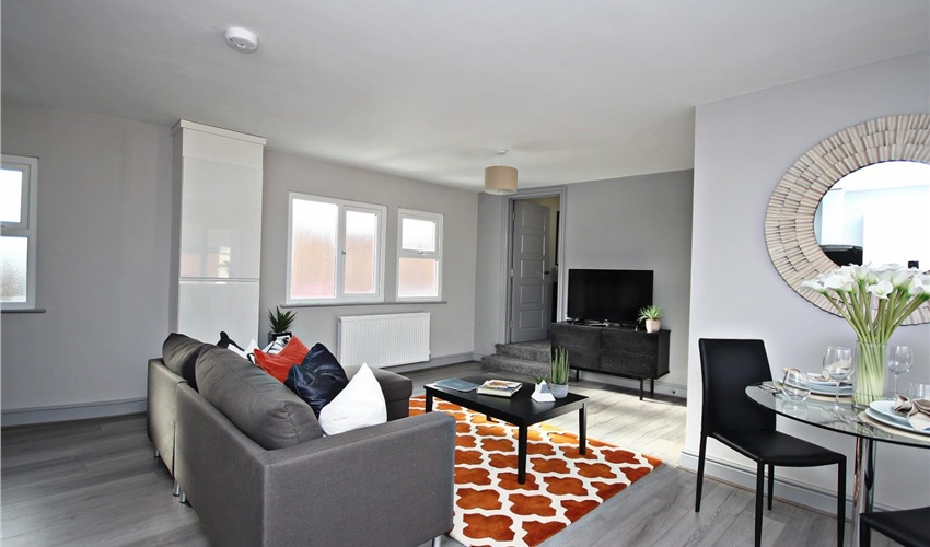 Cestria House, Chester Le Street - 1 Bed Upper Floor Apartment