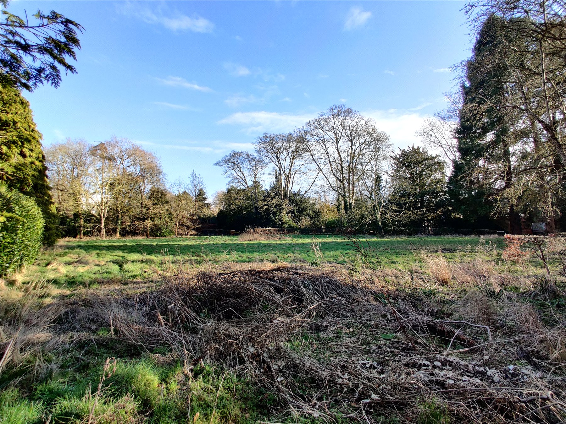 Land To The South Of Creek End, Burcot, Abingdon, Oxfordshire, OX14