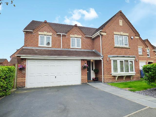 Montana Close, Great Sankey, Warrington, WA5 8GB