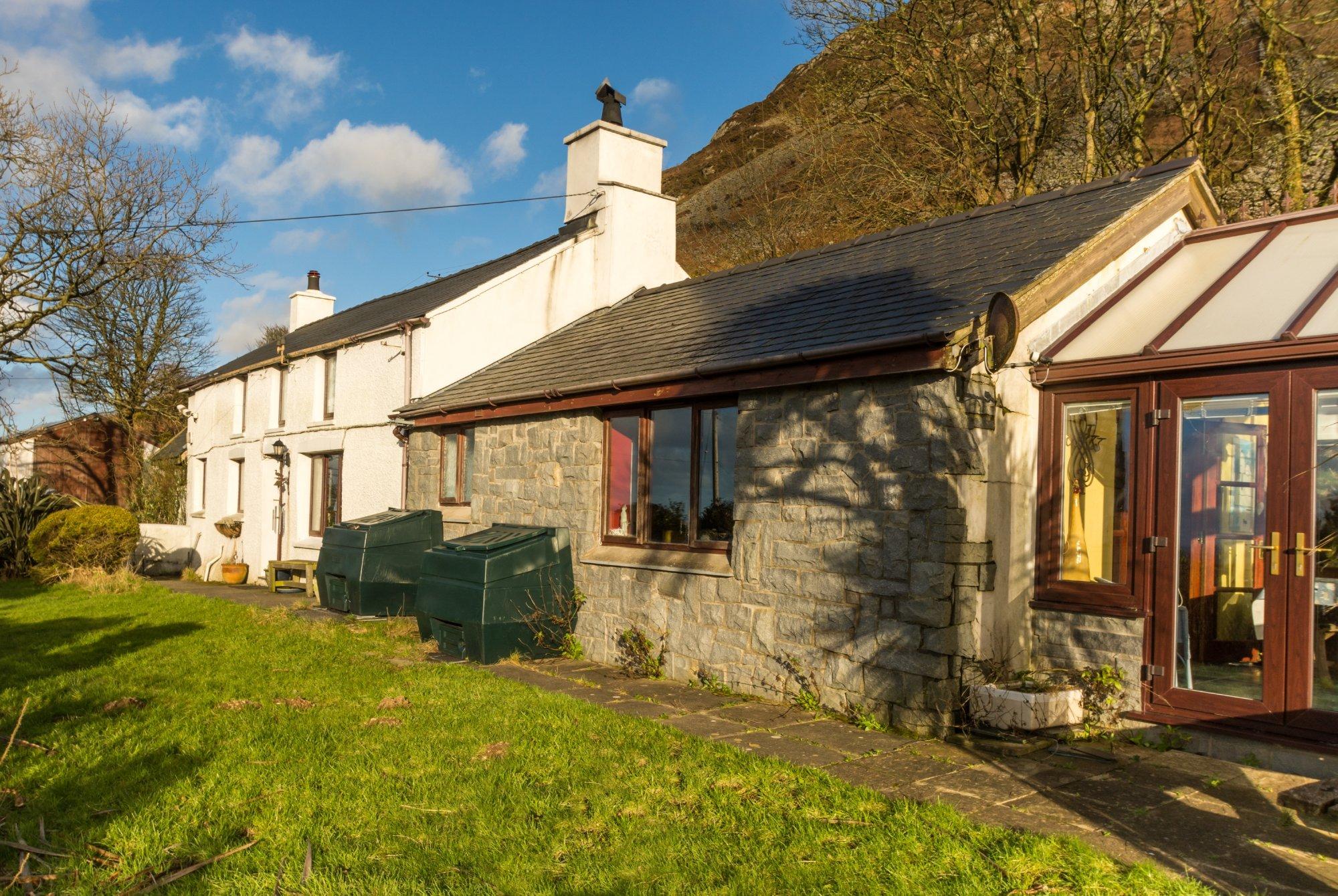 Clynnogfawr, North Wales