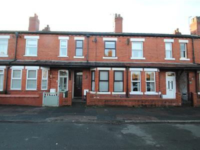 Warburton Street, Stockton Heath, WARRINGTON, WA4