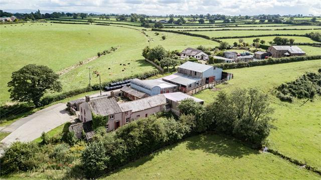 Chalkfoot Farm, Cumdivock, Dalston, Carlisle, Cumbria