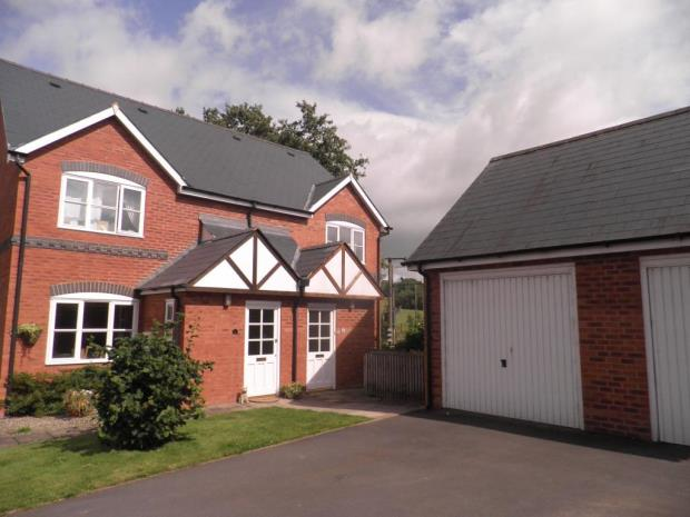 Black Barn Close, Kington, Herefordshire