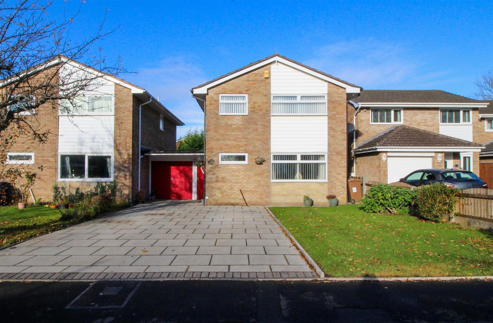 Rowan Close, Penwortham, Preston