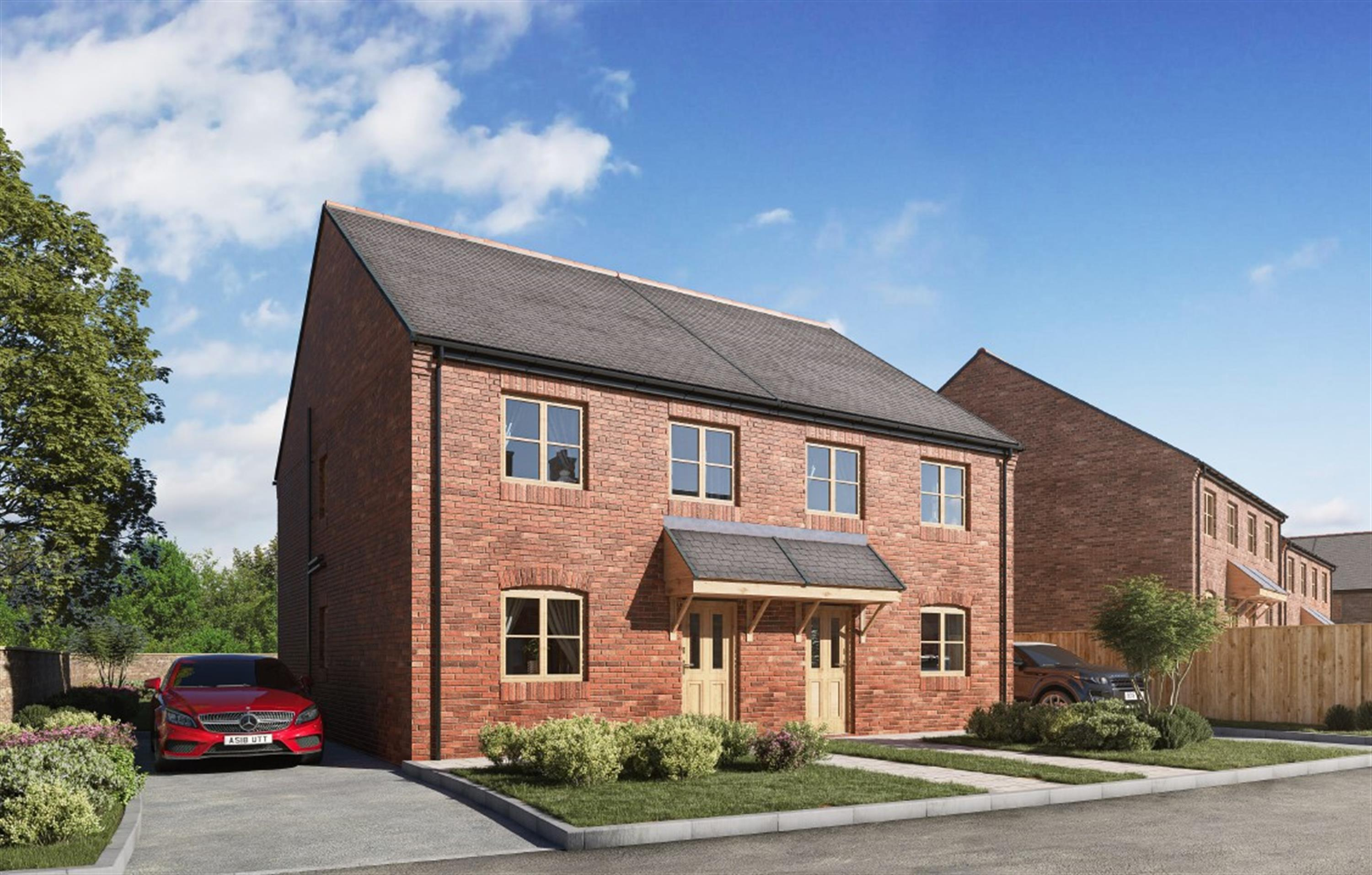 The Newby (plots 1 & 2), Sleights Lane, Rainton, YO7 3SZ