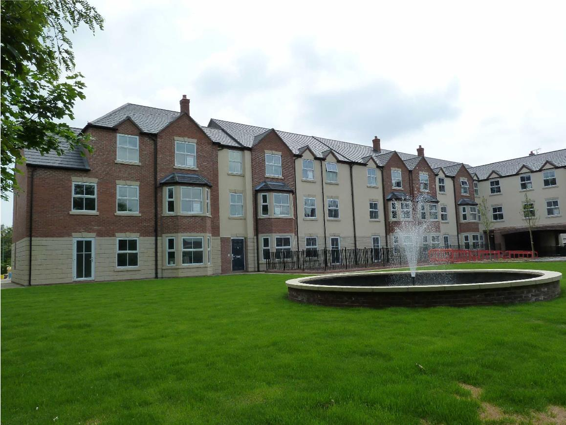 Bromley Court, Copthorne Road, Shrewsbury