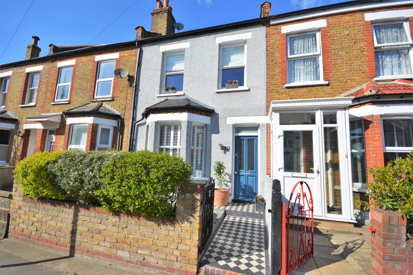 Fortescue Road, Colliers Wood, SW19