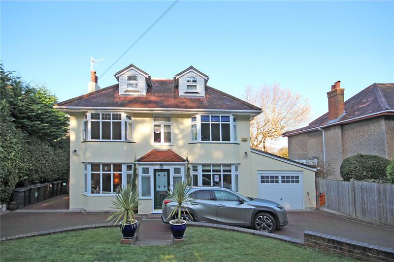 Leigham Vale Road, Bournemouth, BH6