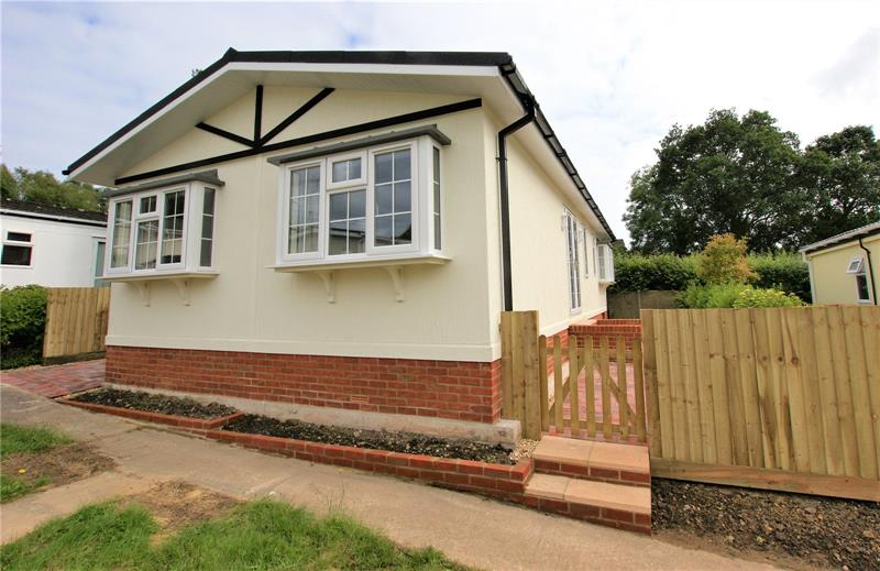 Brookside Park Homes, Waterloo Road, Corfe Mullen, Wimborne, BH21
