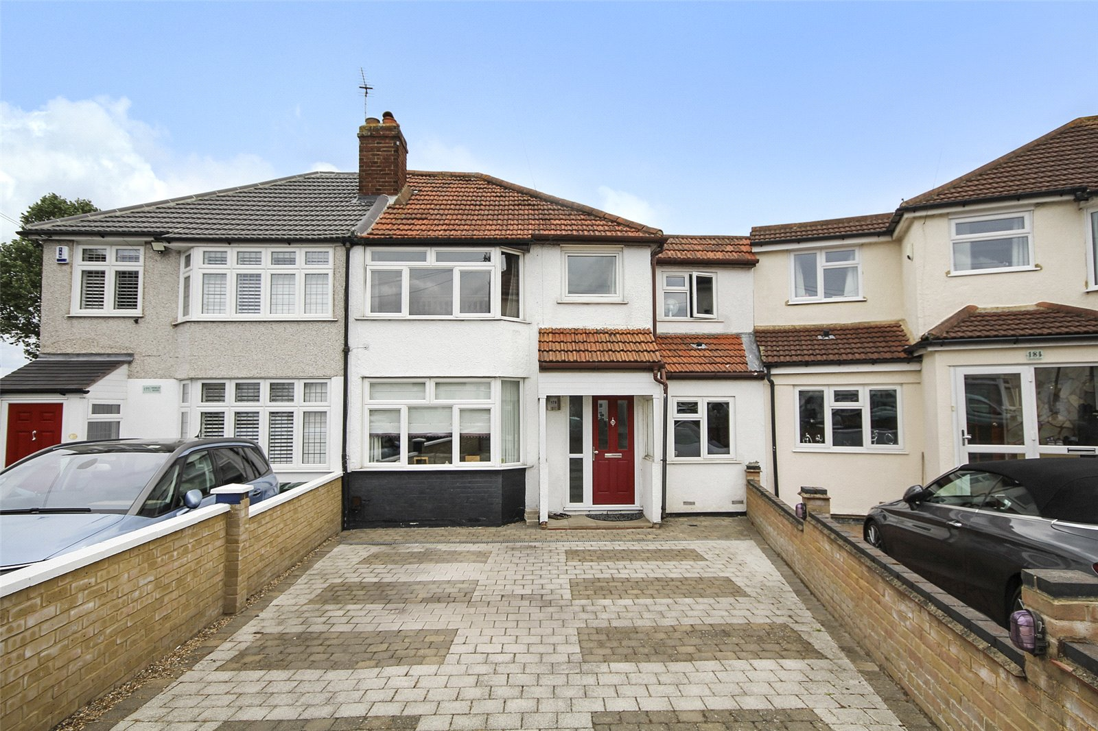 Merlin Road, South Welling, Kent, DA16