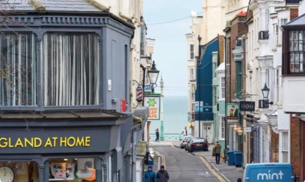 Union Street, Brighton, East Sussex