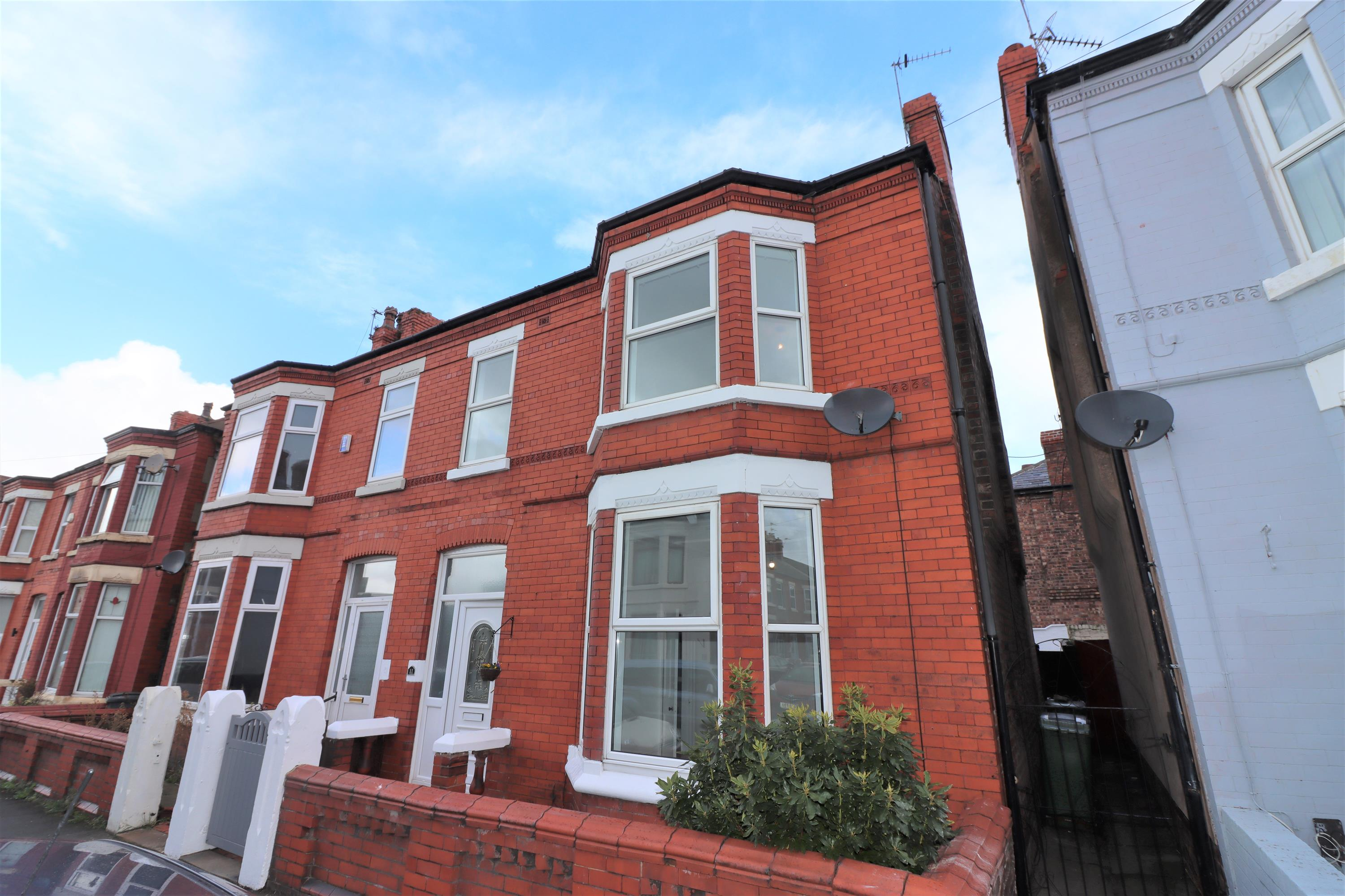 Newell Road, Wallasey, CH44 1AD