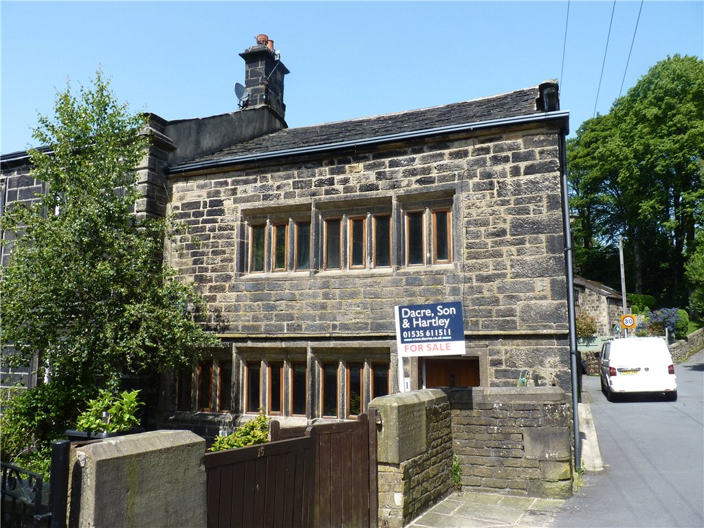 Yate Lane, Oxenhope, Keighley, West Yorkshire
