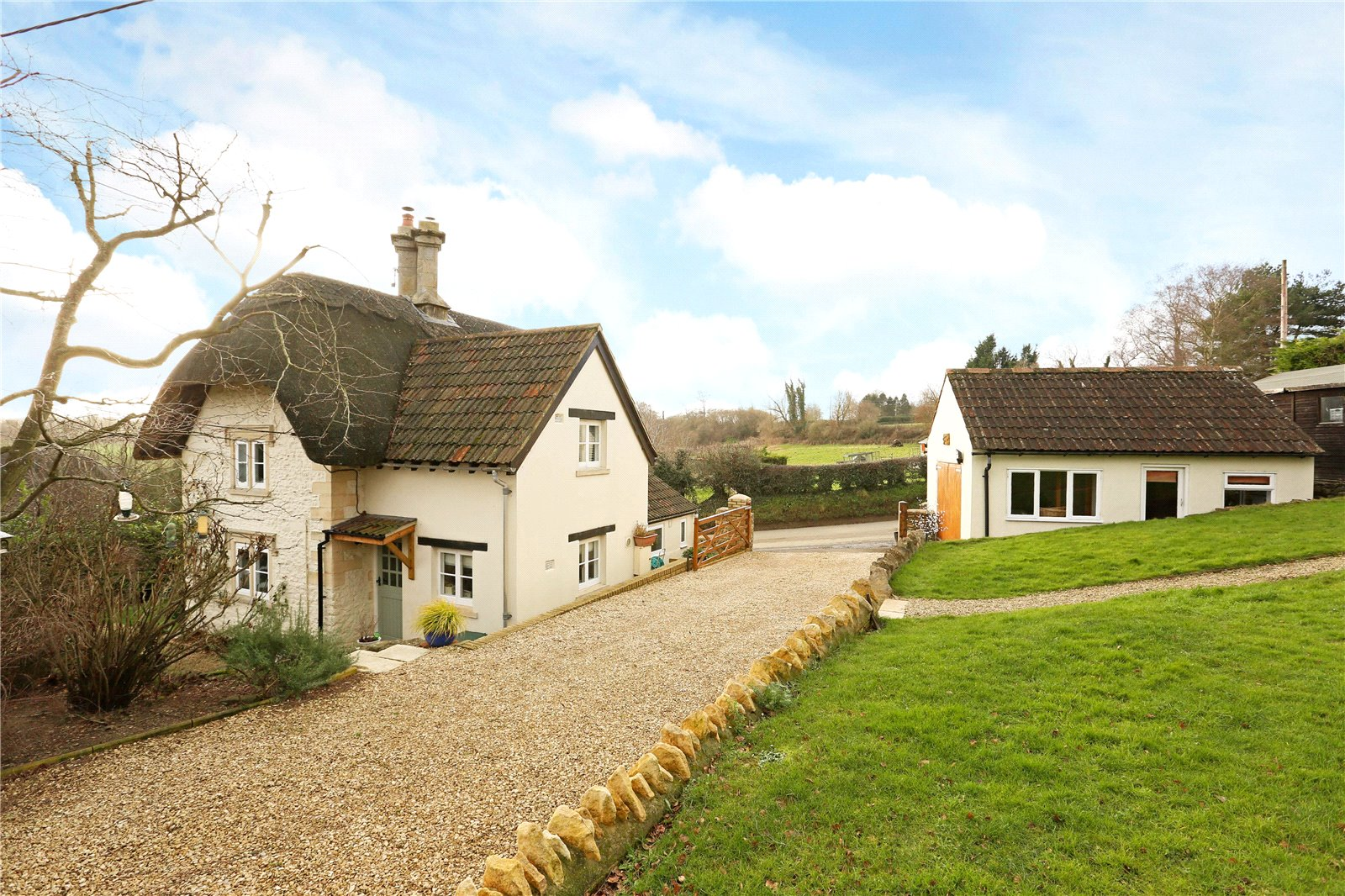 Dovetail Cottage, 4 Ratford Hill, Ratford, Calne, Wiltshire