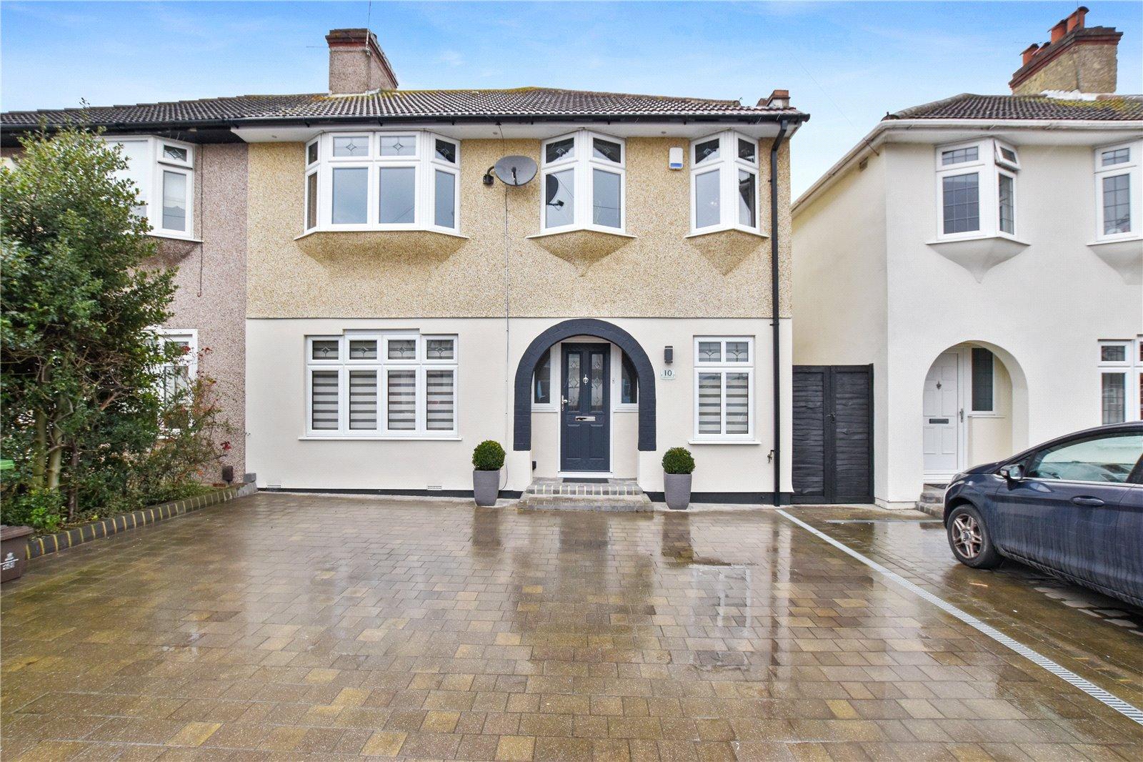 Chessington Avenue, Bexleyheath, Kent, DA7