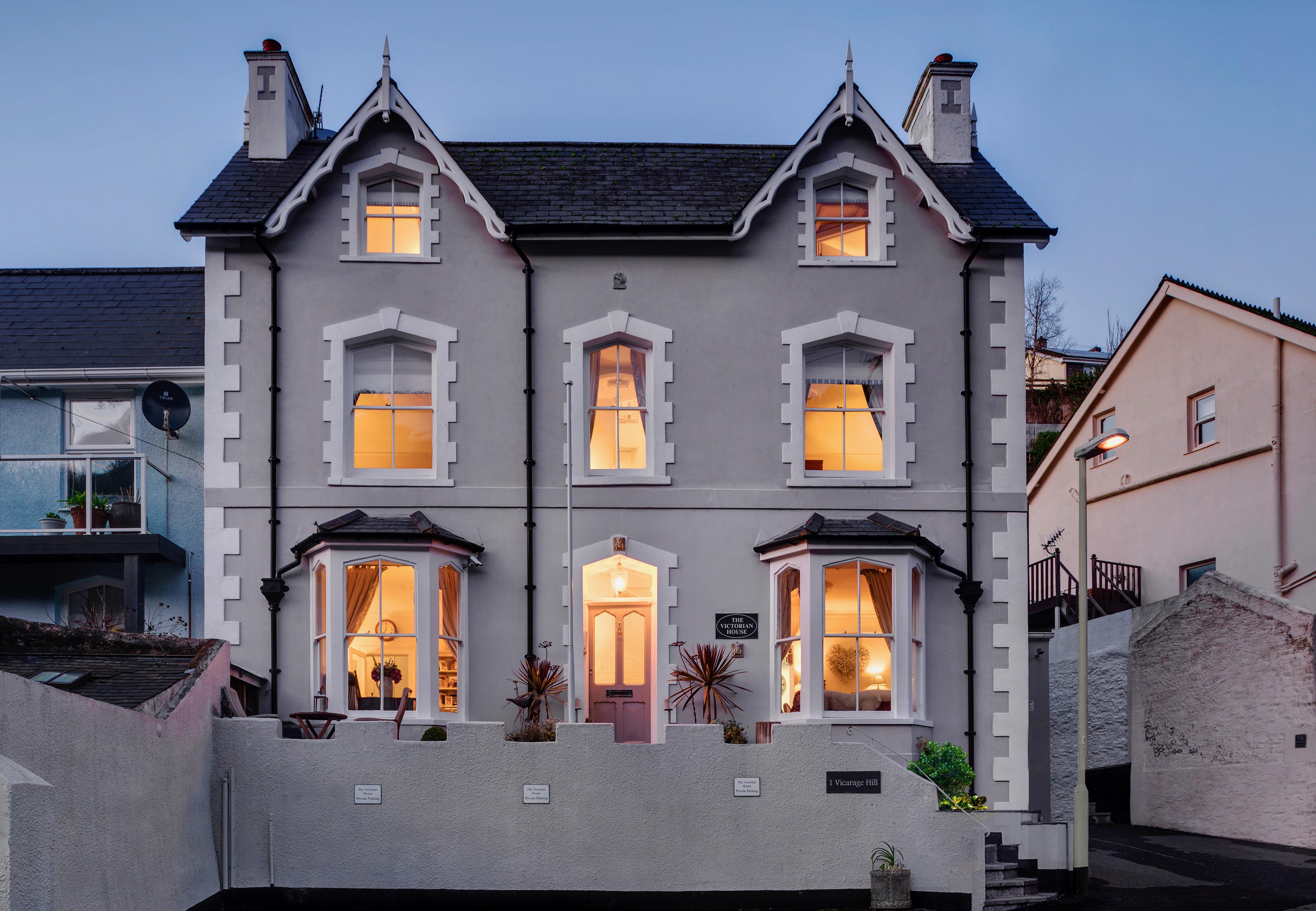 The Victorian House, Dartmouth, Devon