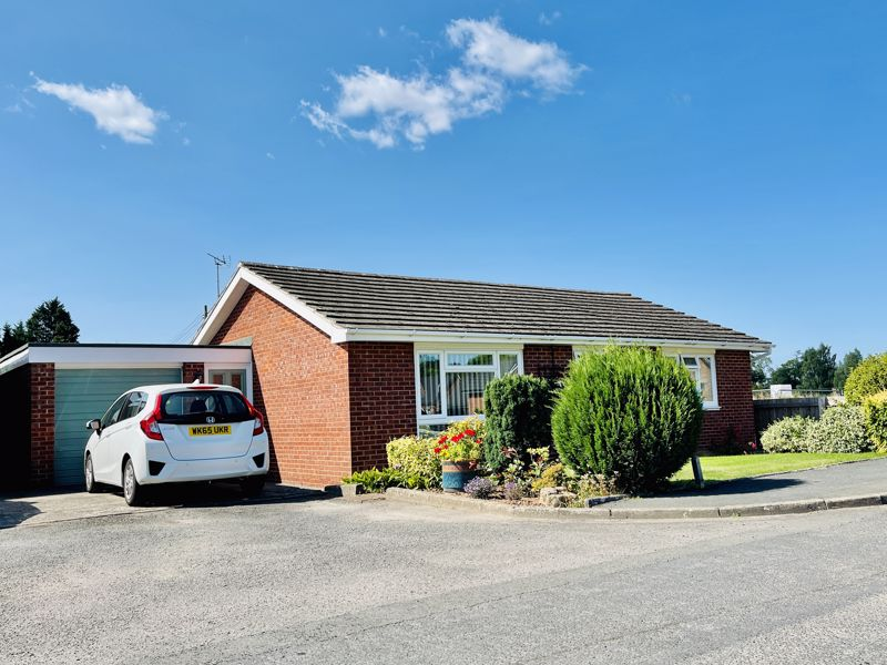Traherne Close, Lugwardine, Hereford
