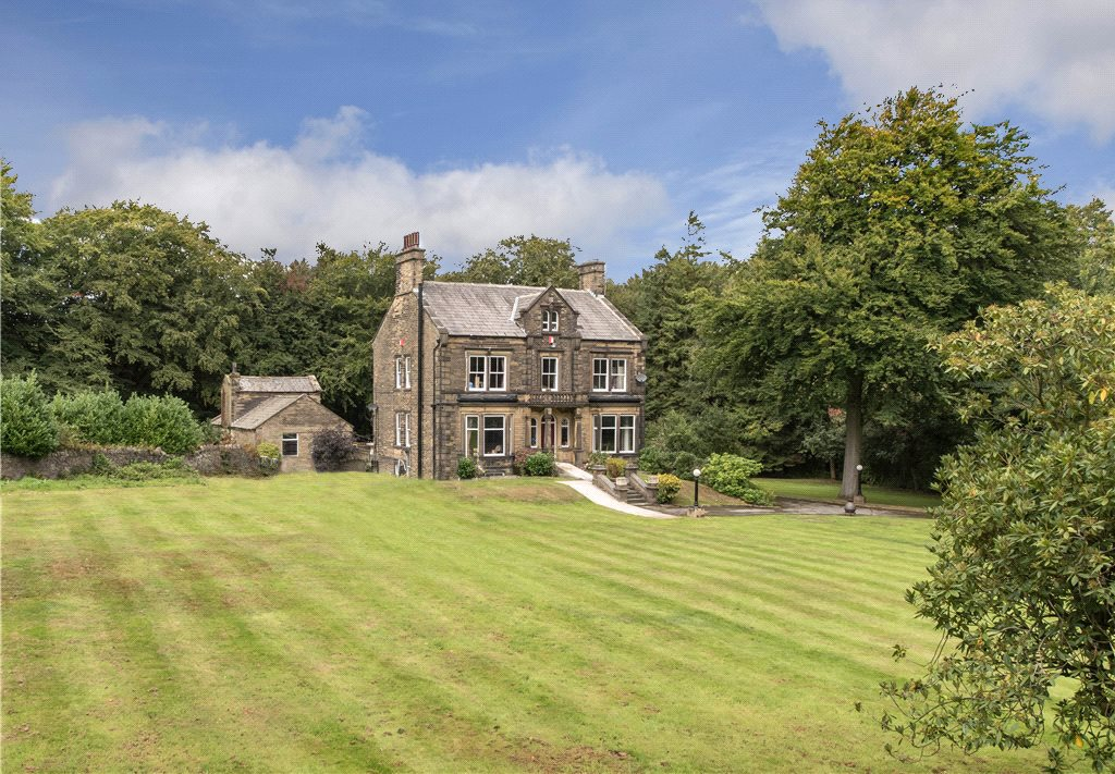 The Grange, Stoney Ridge Road, Bingley, West Yorkshire