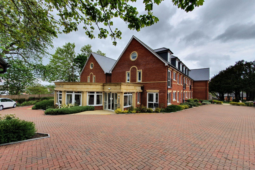 Alfred Lodge, Bridport