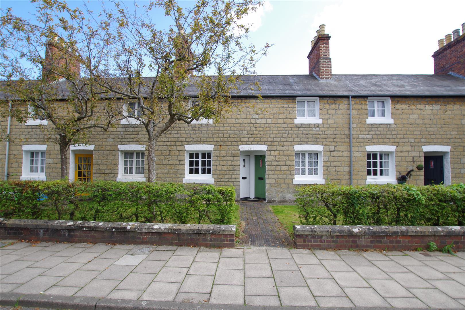 Exeter Street, Railway Village, Swindon