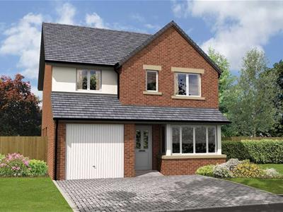 The Bowfell - Plot 50, The Woodlands, Barrow-in-Furness