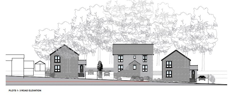Plot 1 - Cotes, Levens, Cumbria
