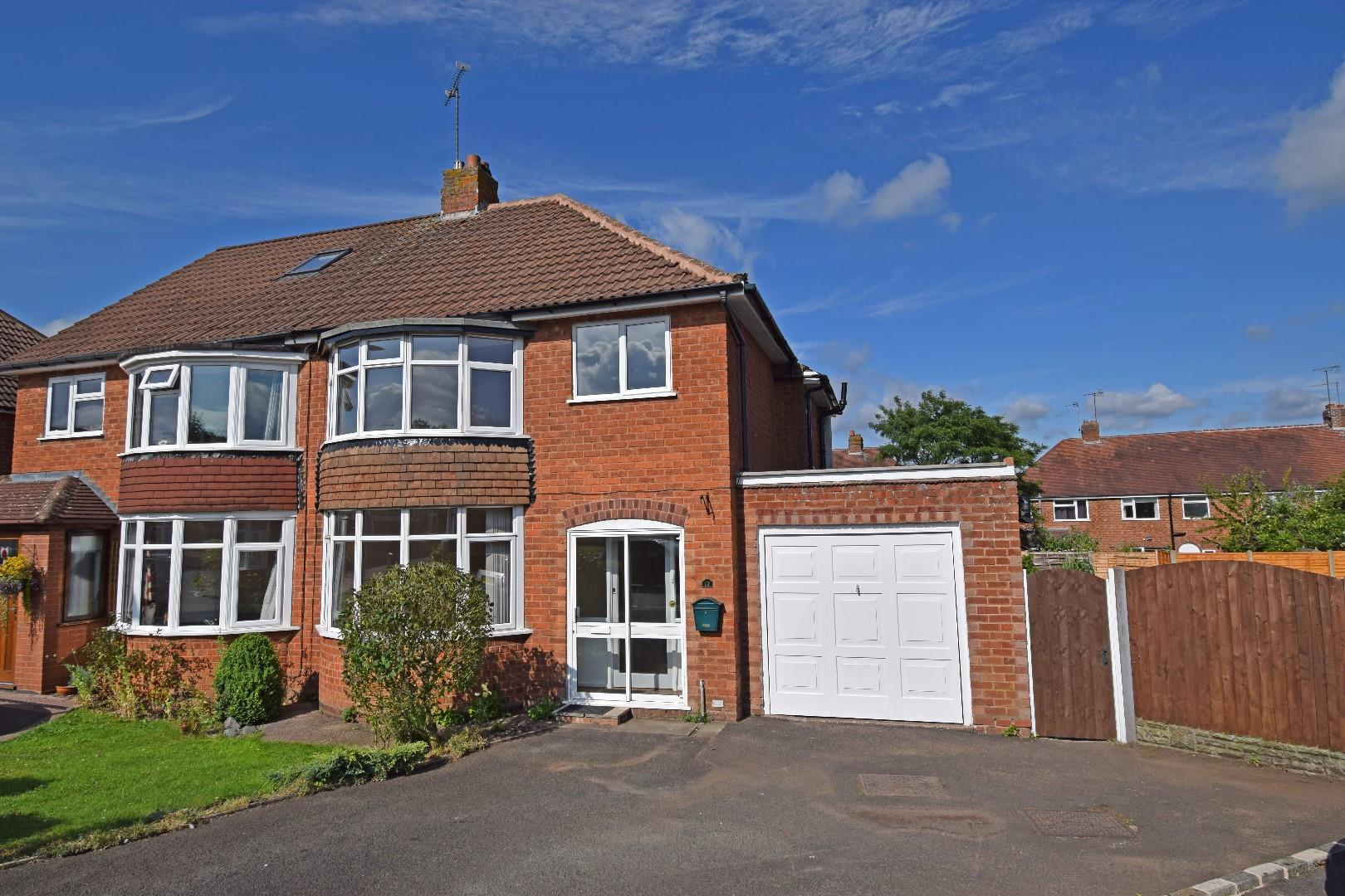 12 Rose Avenue, Alvechurch, Worcestershire, B48 7PG