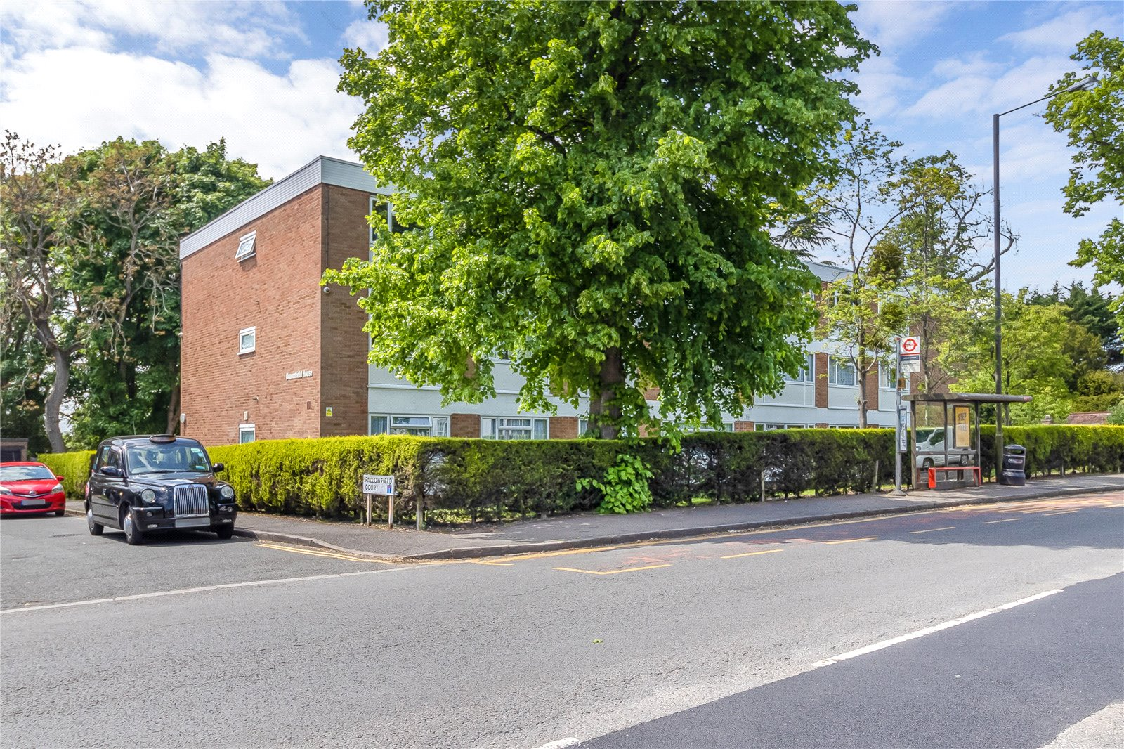 Broomfield House, Stanmore Hill, Stanmore HA7