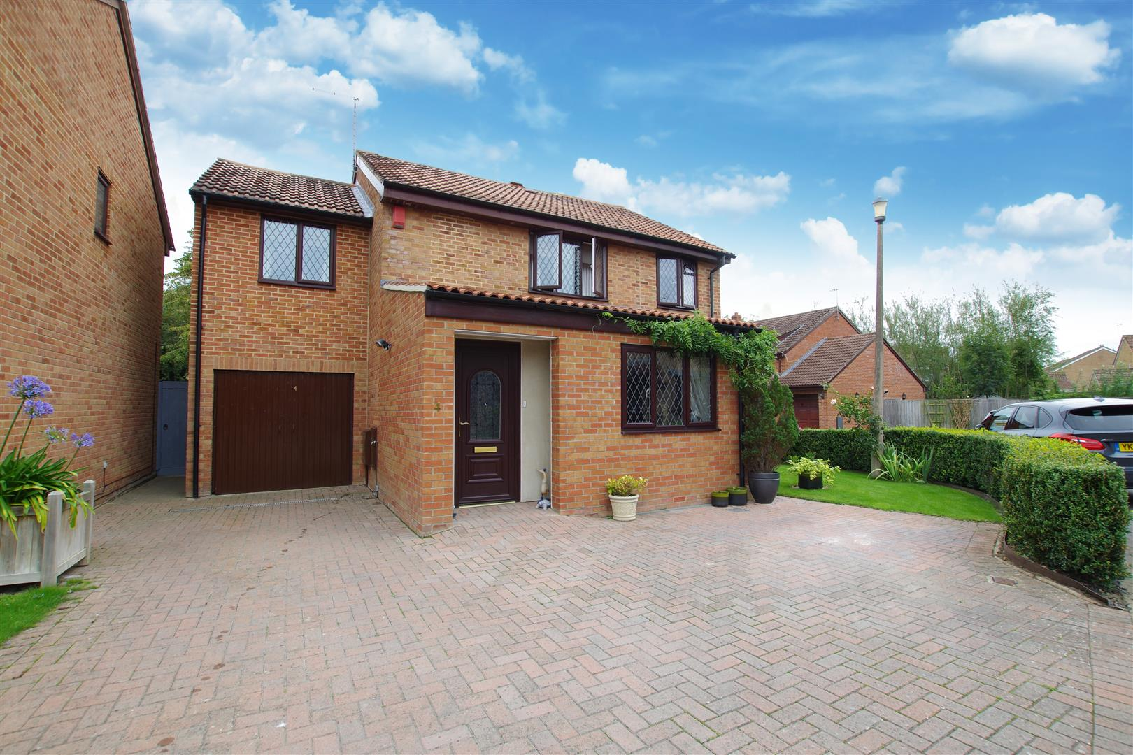 Parsley Close, Woodhall Park, Swindon