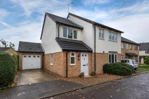 Thorney Leys, Witney, Oxfordshire