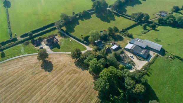 Deerfold, Lingen, Bucknell, Herefordshire