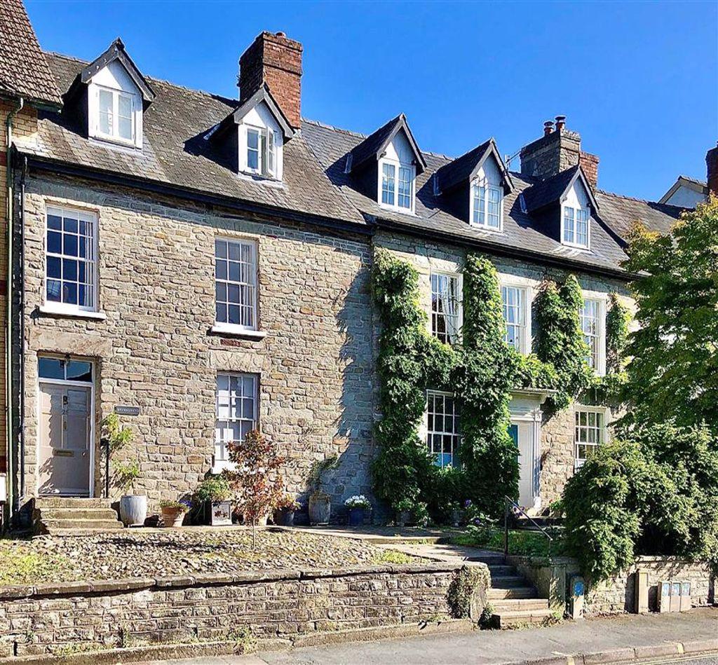 Broad Street, Hay-on-Wye, Herefordshire