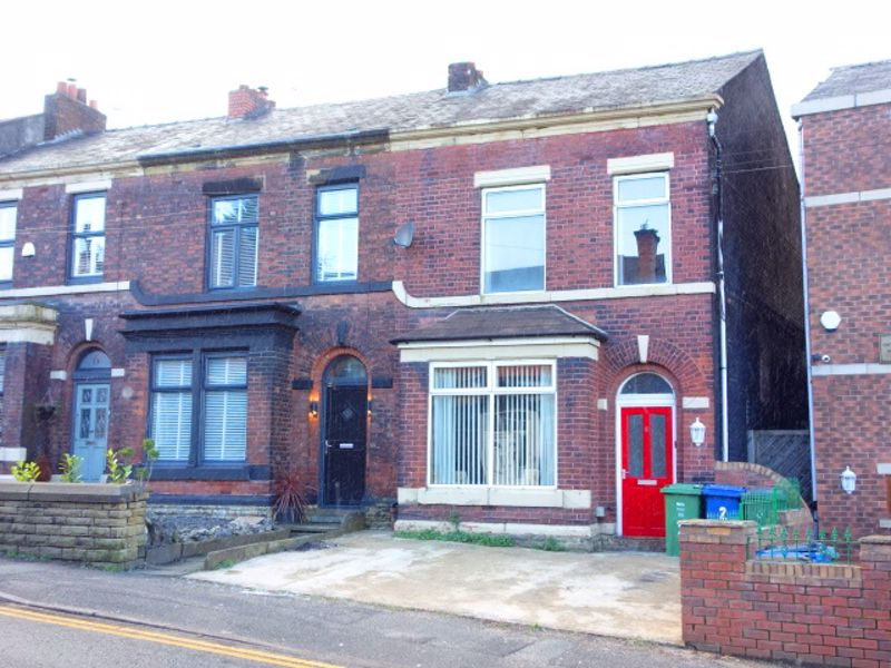Victorian Terrace - Outwood Road, Radcliffe