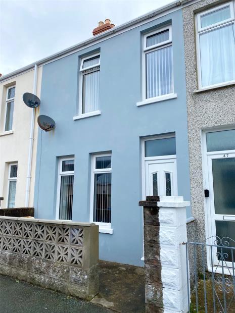 Edward Street, Milford Haven, Pembrokeshire