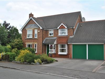 Calderfield Close, STOCKTON HEATH, Warrington, WA4