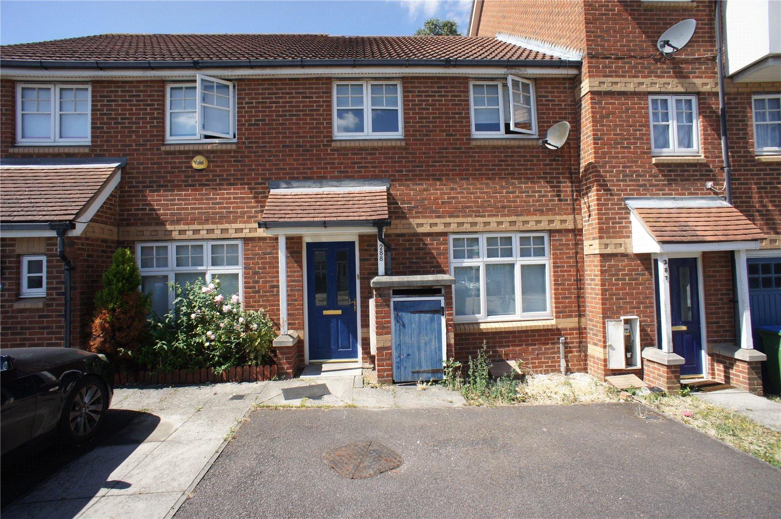 Greenhaven Drive, Thamesmead, London, SE28