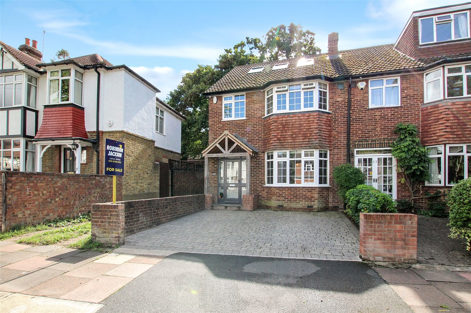 Orchard Road, Sidcup, Kent, DA14