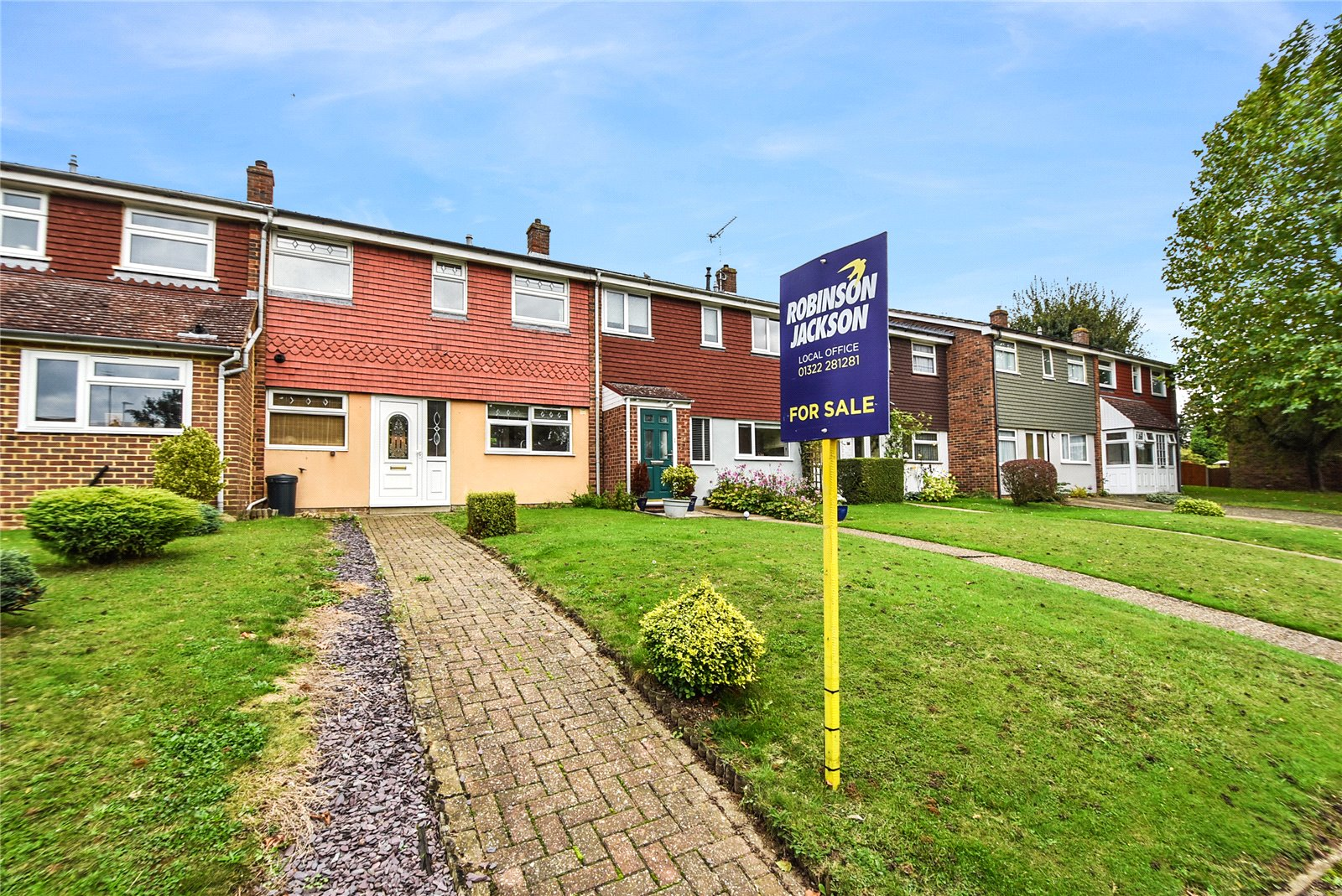 Paddock Close, South Darenth, Dartford, Kent, DA4
