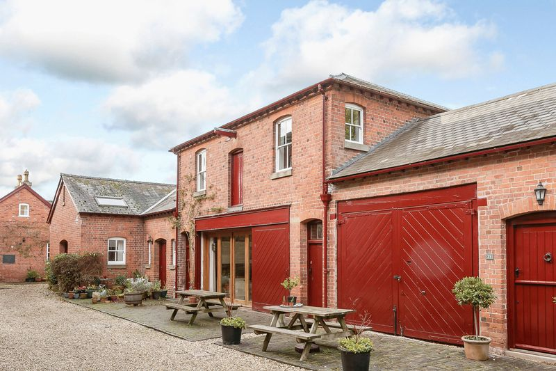 The Coach House, Whitbourne Hall, Whitbourne,  Wr6