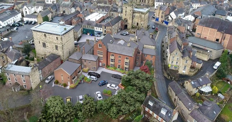 The Dardanus, Apartment D, Montague Court, Hallgate, Hexham