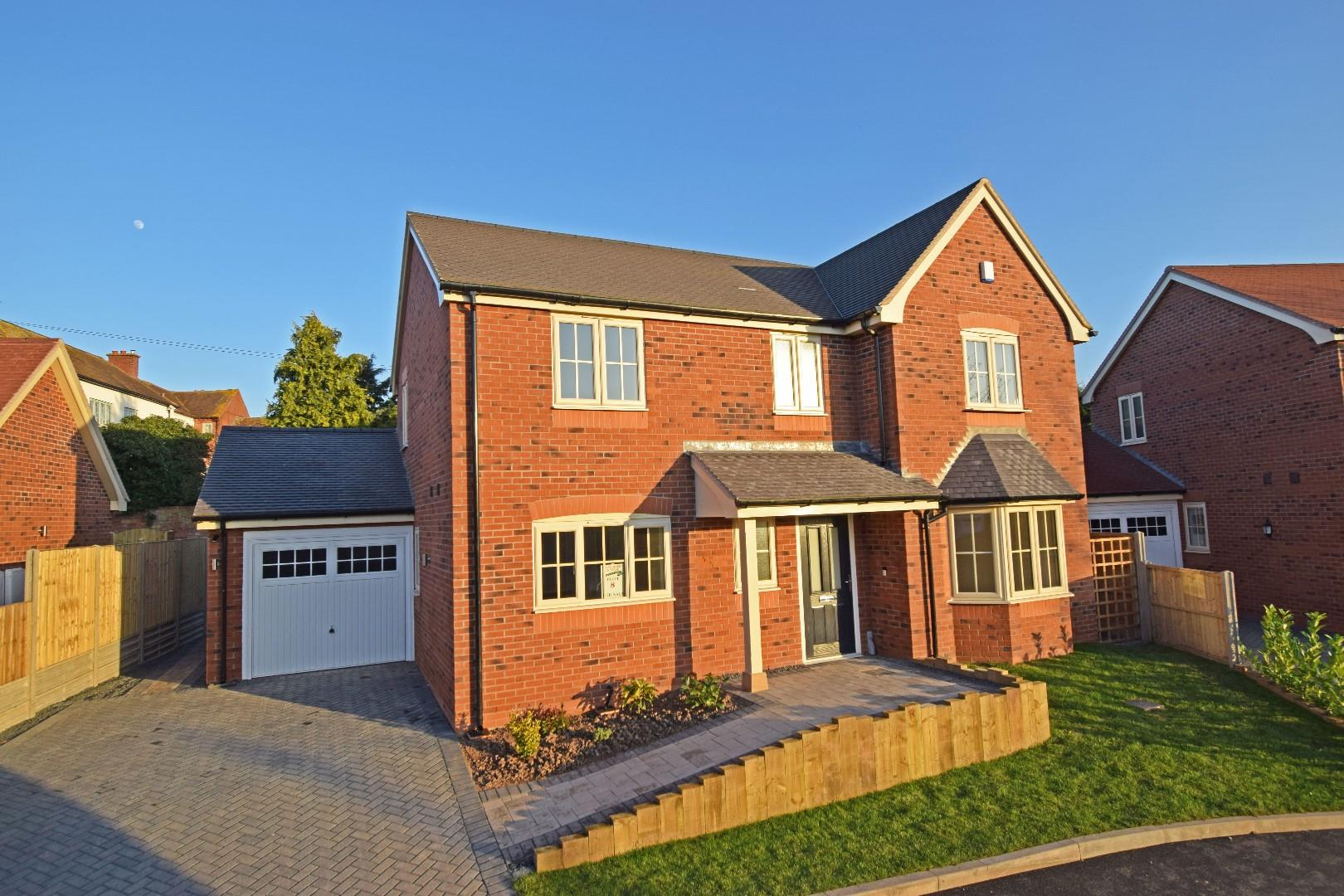(Plot 8) 8 Peachley Court Close, Peachley Lane, Lower Broadheath, Worcestershire, WR2 6SA
