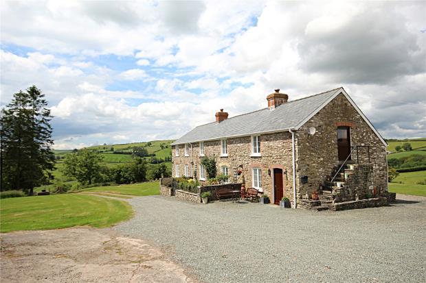 Merthyr Cynog, Brecon, Powys