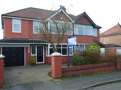 Brian Avenue, Stockton Heath, WARRINGTON, WA4