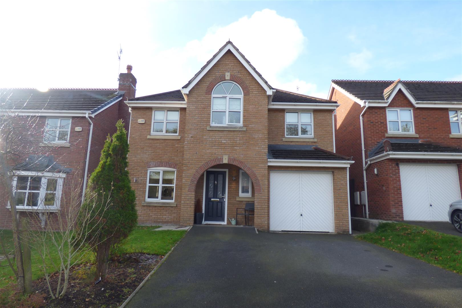Royds Close, Tottington, Bury