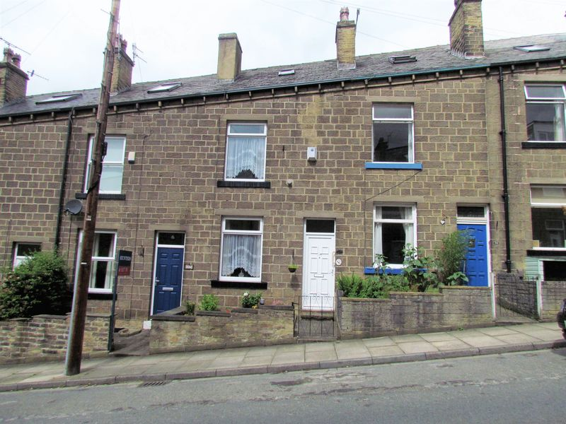 Stanley Street, Bingley