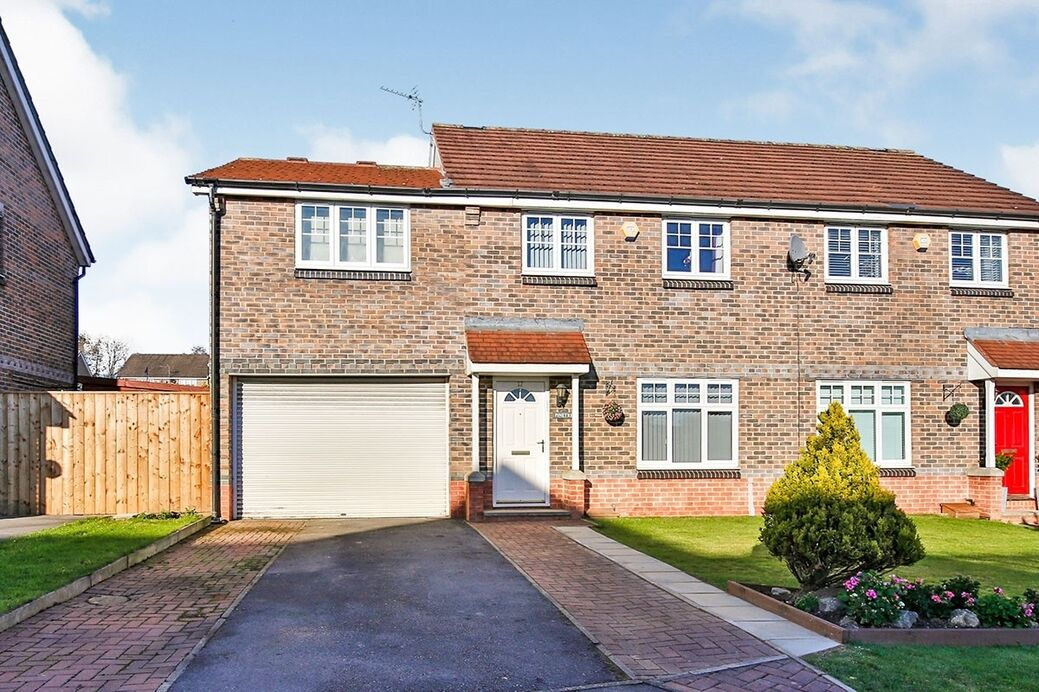 Swarth Close, Washington, NE37