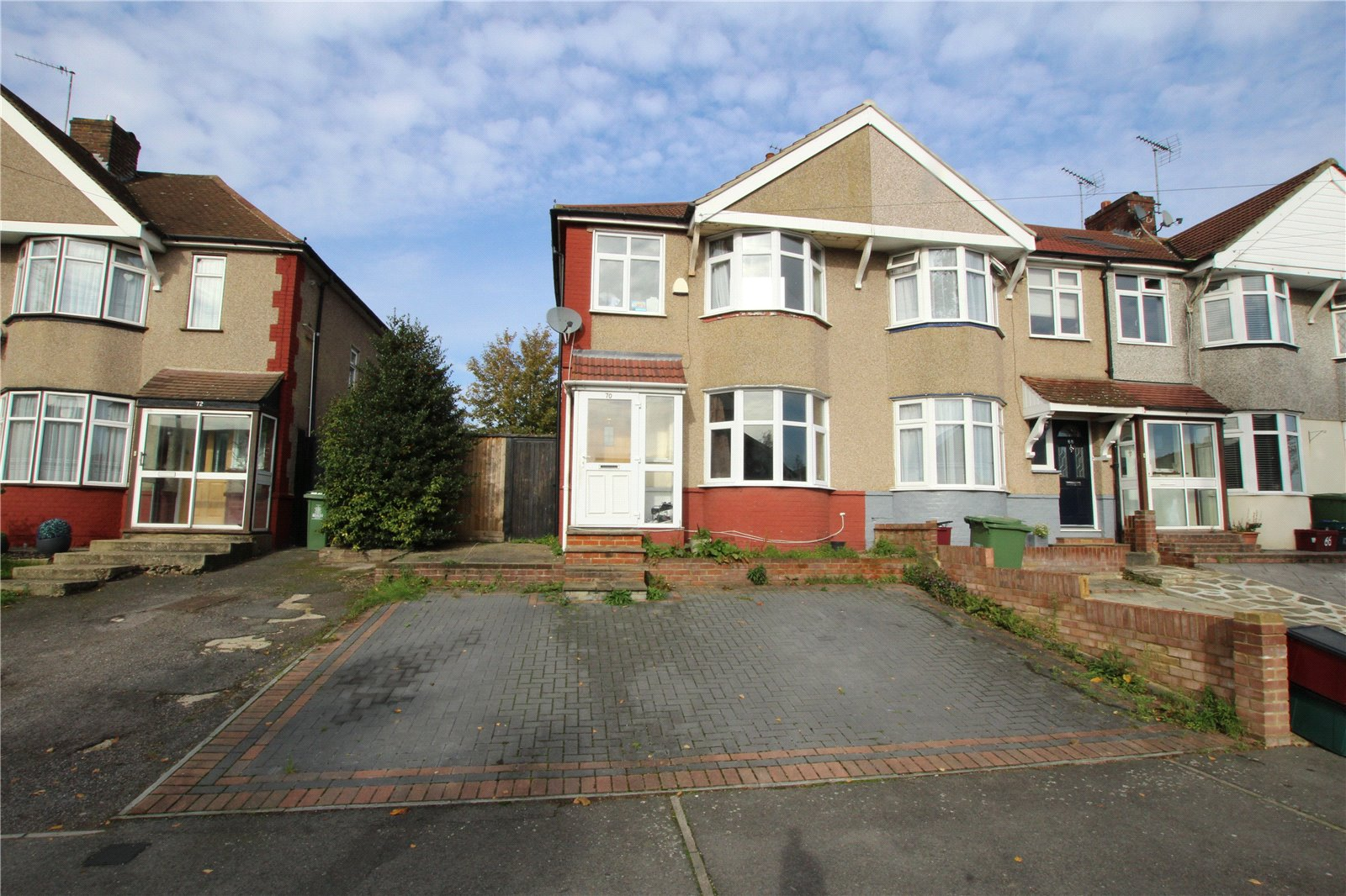 Buckingham Avenue, Welling, Kent, DA16
