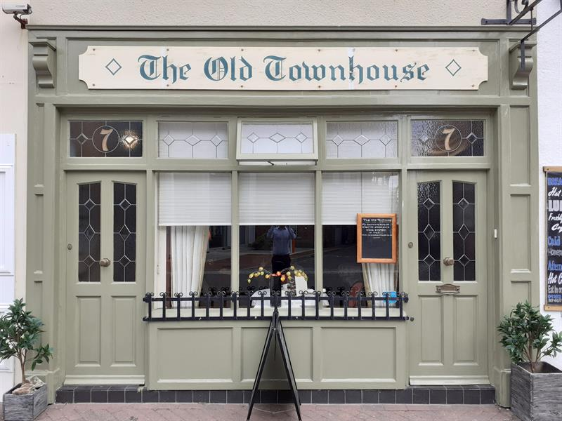 High Street, Old Town Conservation Area, Poole