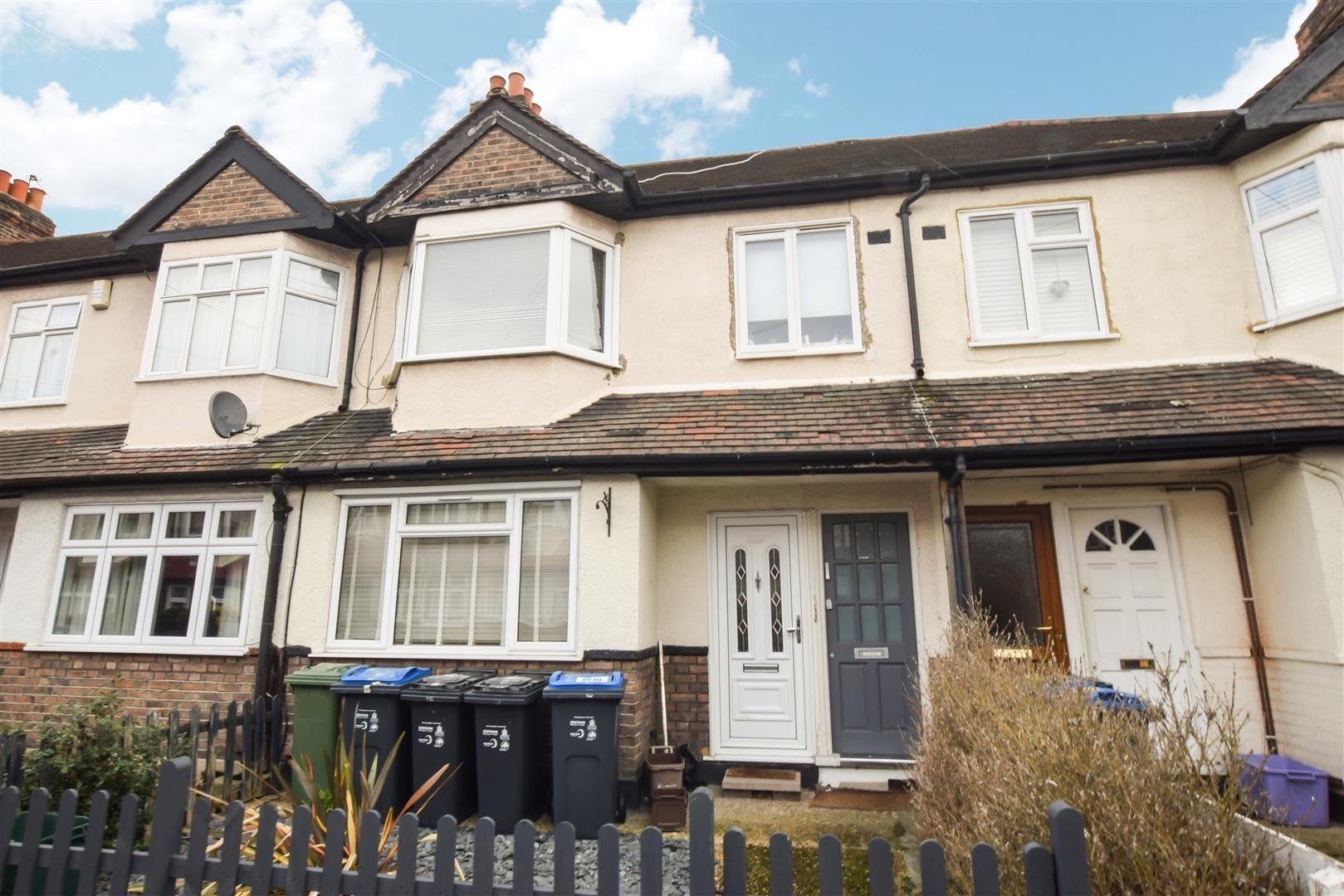 Dinton Road, Colliers Wood